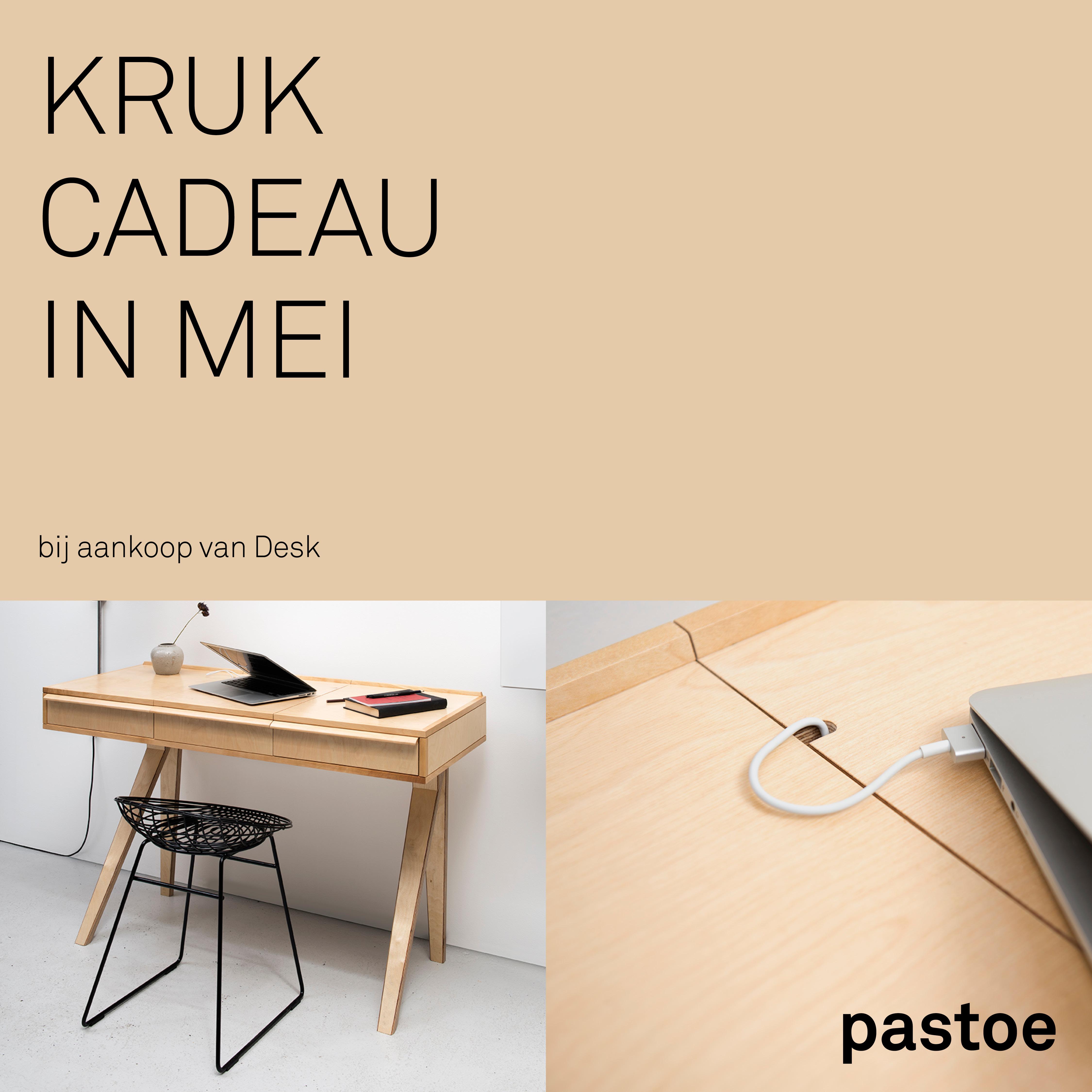 Pastoe: Kruk Cadeau In Mei