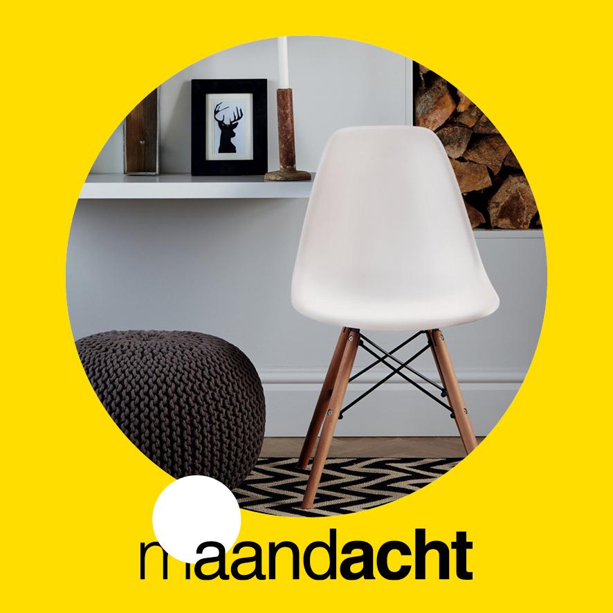 Veel (m)aandacht Voor De Onvolprezen Eames Plastic Chair.