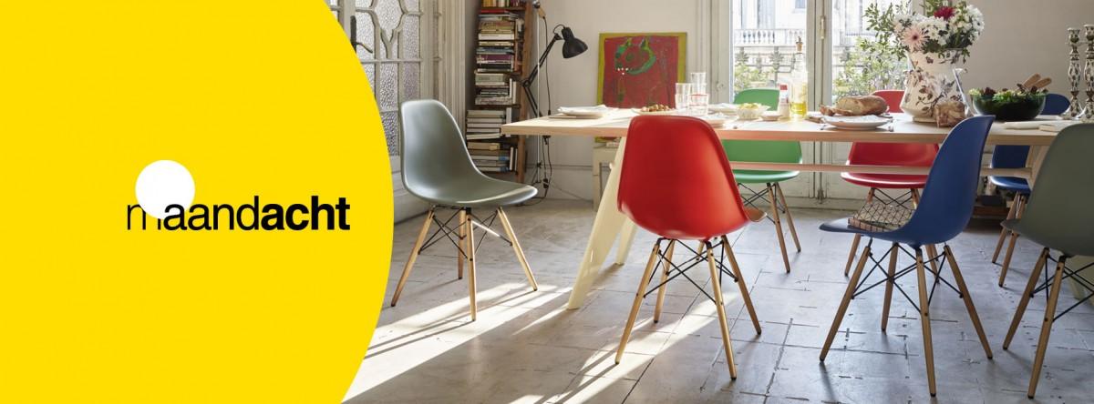 November: Veel (m)aandacht Voor De Onvolprezen Eames Plastic Chair
