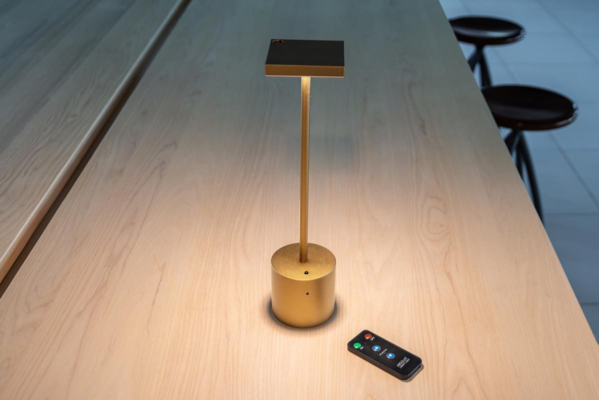 Liberty Light Gold (draadloos Met Remote)