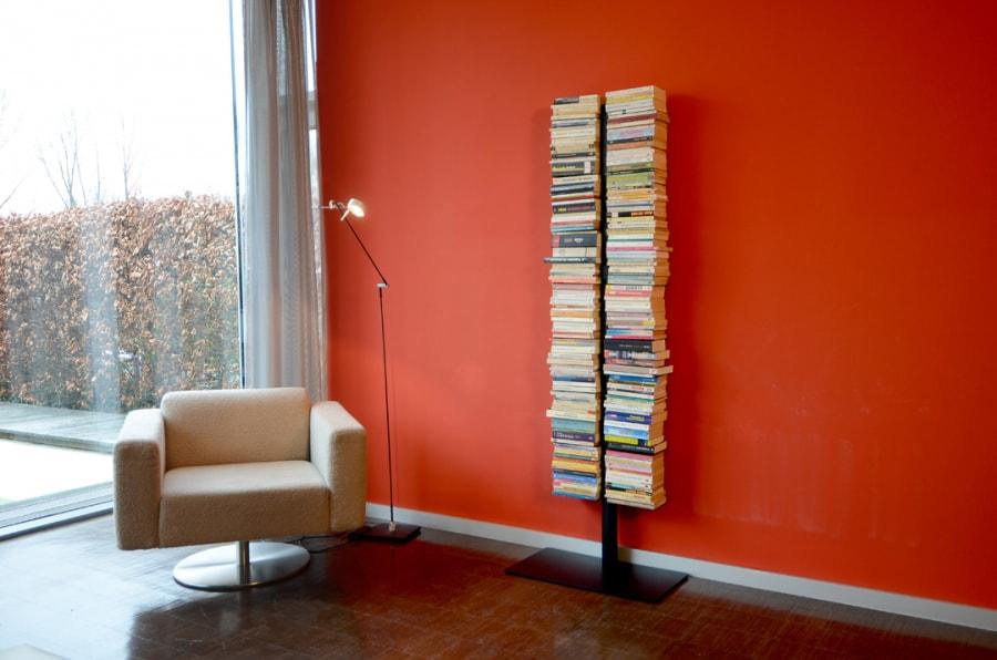 Booksbaum Staand BIG 1 Zwart