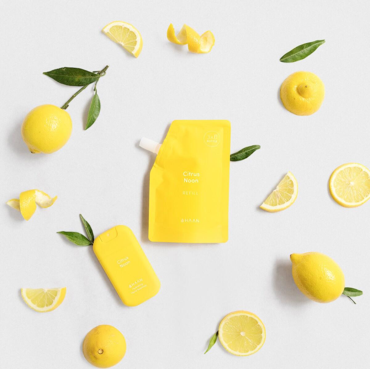 HAAN Hand Sanitizer Refill Citrus Noon