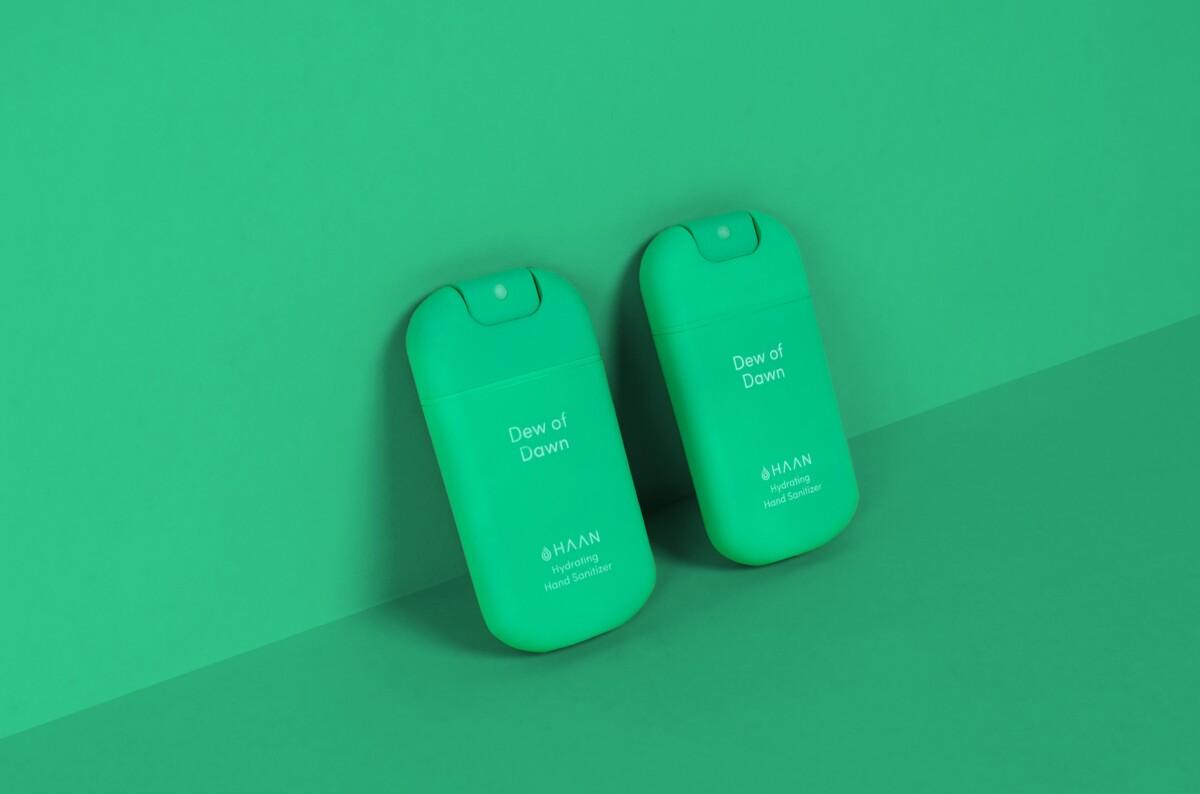 HAAN Hand Sanitizer Dew Of Dawn