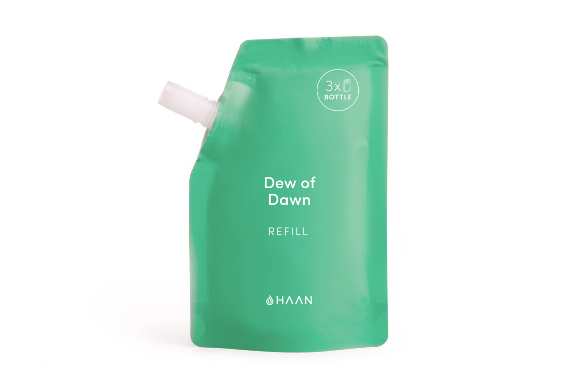 HAAN Hand Sanitizer Refill Dew Of Dawn