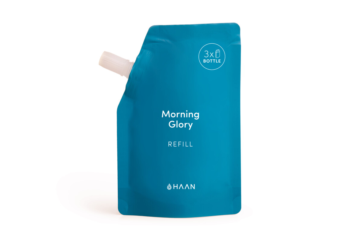 HAAN Hand Sanitizer Refill Morning Glory
