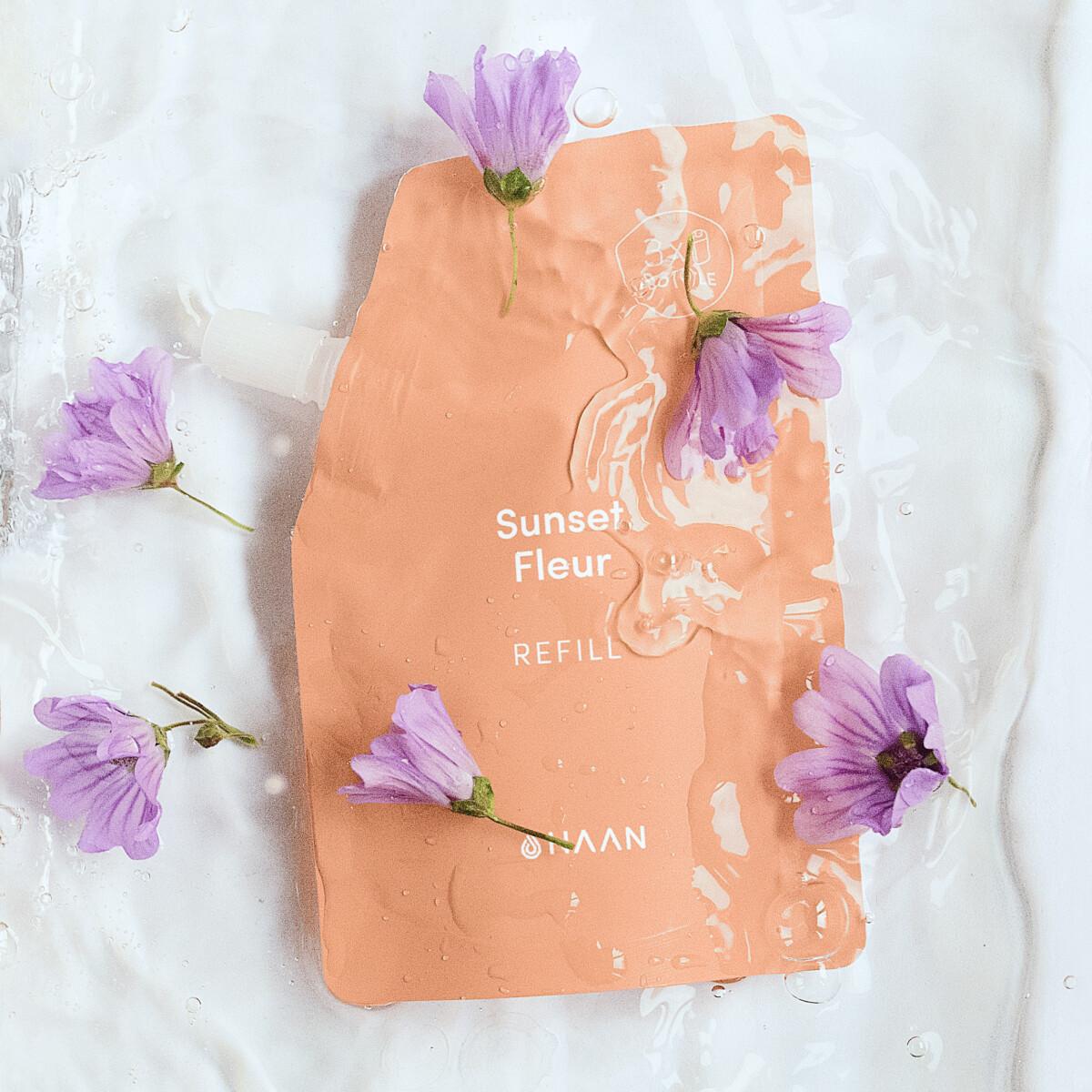 HAAN Hand Sanitizer Refill Sunset Fleur