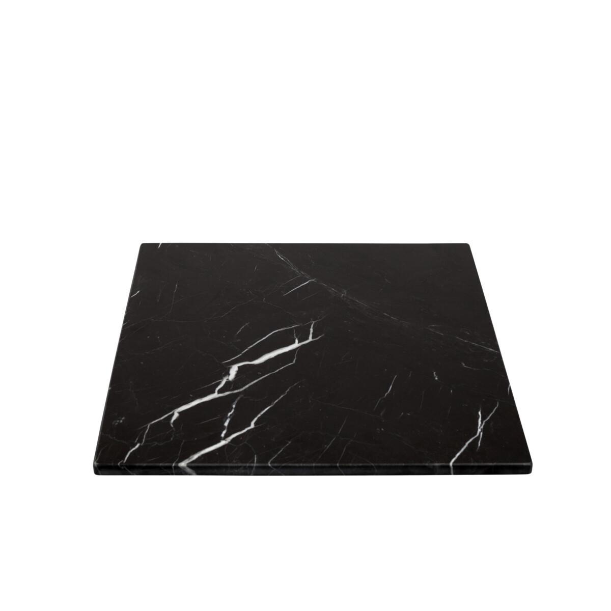 Zwart Marmeren Serveerplank M