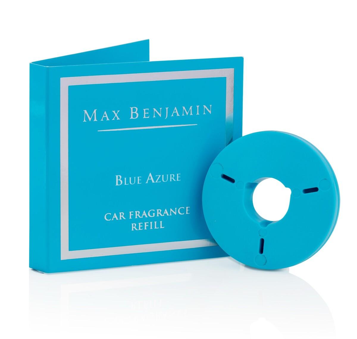 Autoparfum Navulling Blue Azure
