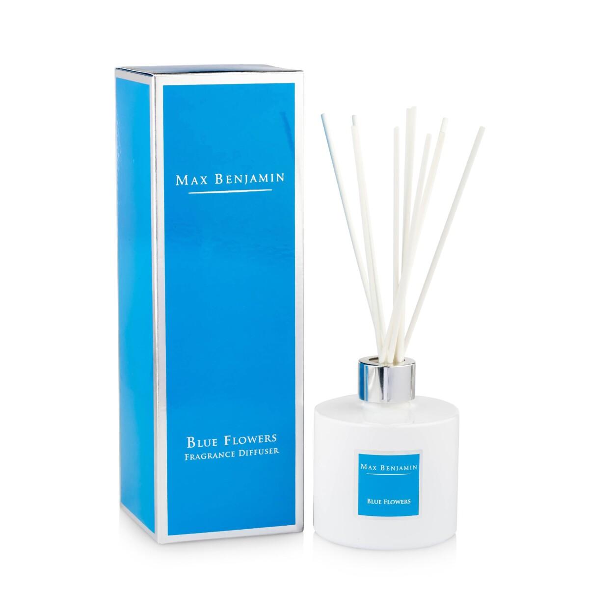 Geur Diffuser Blue Flowers