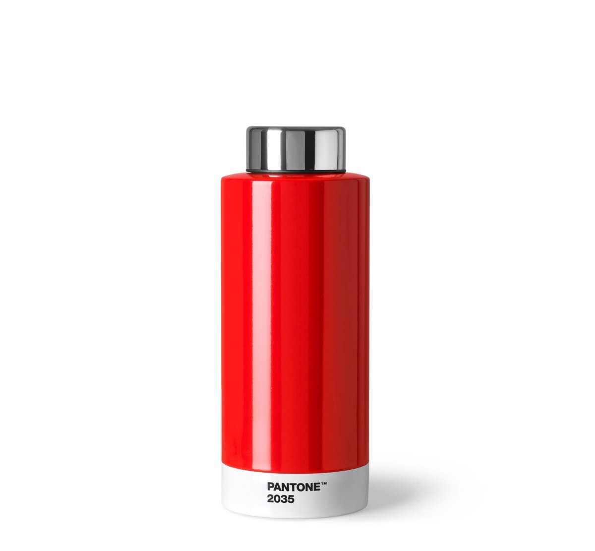 Drinkfles Staal Rood
