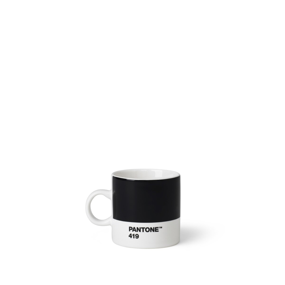 Espresso Beker Zwart