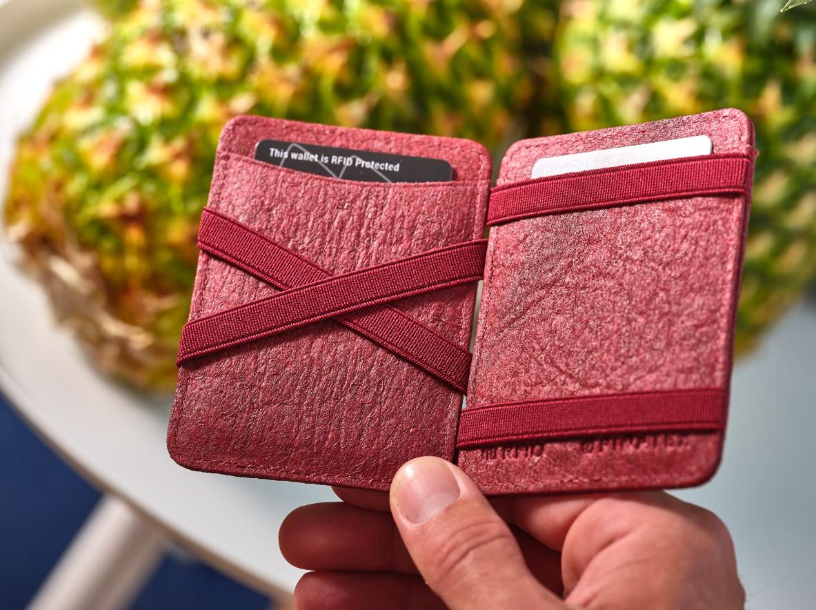 Magic Wallet Vegan Mulberry