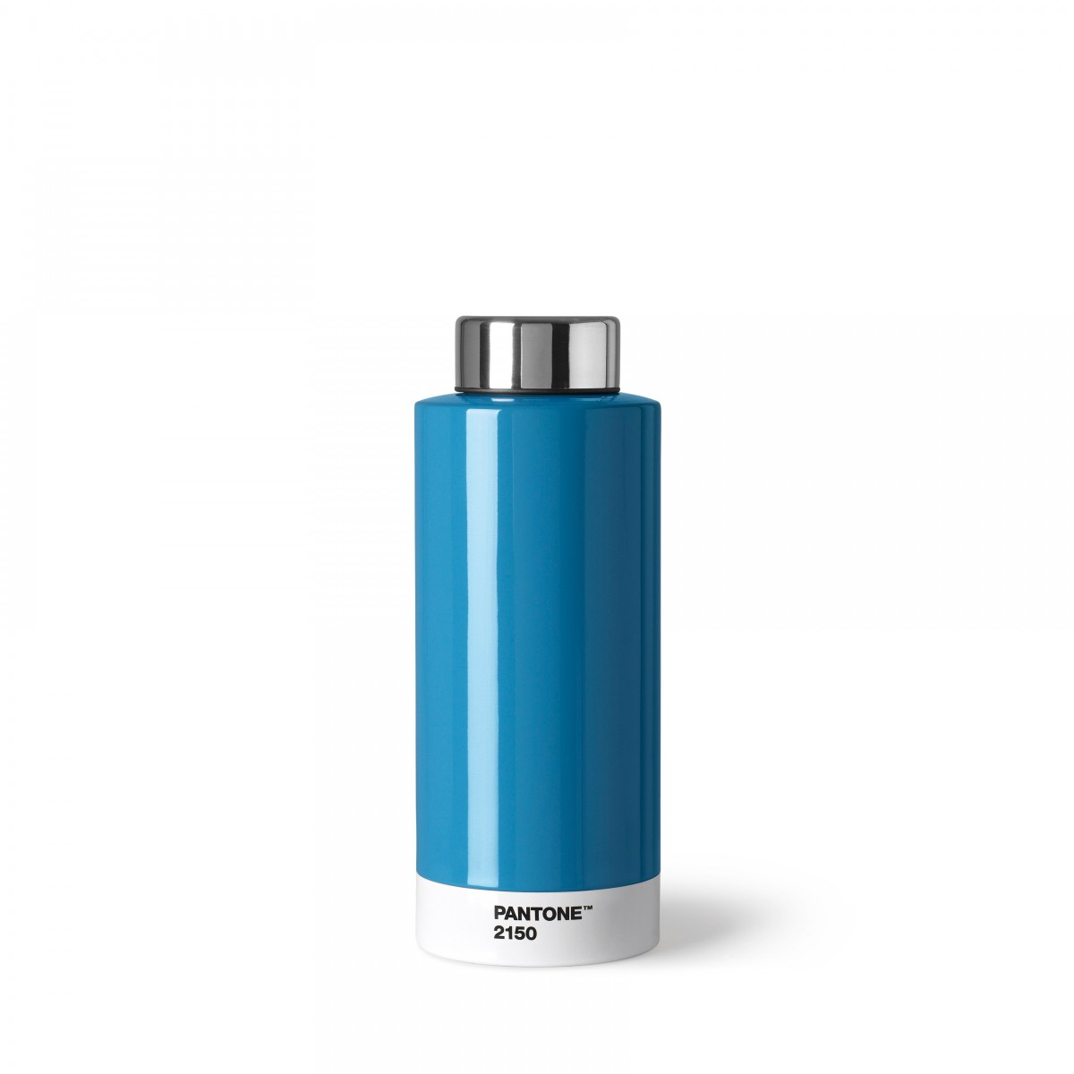 Drinkfles Staal Blauw
