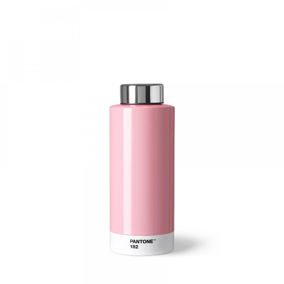 Drinkfles Staal Roze