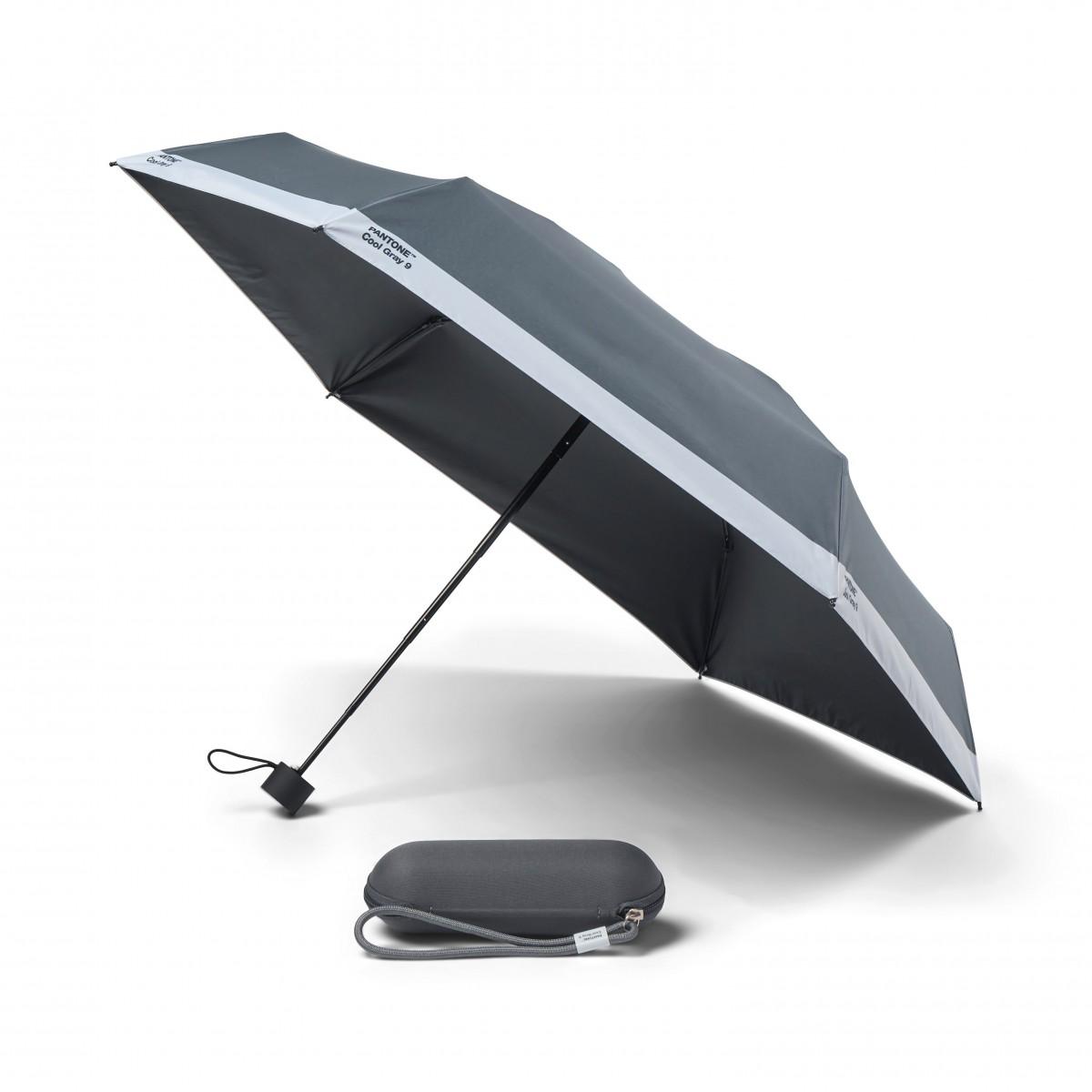Paraplu Opvouwbaar Grijs